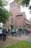 Radwallfahrt nach Flamschen