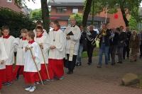 Vigilfeier in Merfeld