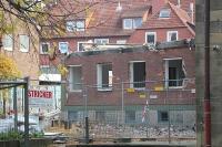 Abriss Jugendheim