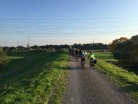 Auf den Spuren des heiligen Norbert – spirituelle Radtour in den Herbstferien