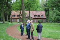 Besichtigung der Kapelle am Haus Merfeld mit dem Verwaltungsausschuss St. Viktor
