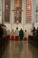 Geburtstagsfeier für Pfarrer Frye