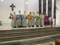 Messdienerneuaufnahme in St. Mauritius
