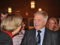 25jährige Dienstjubiläen von Antonia Schüttert und Alfons Ruffer