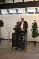 25jähriges Dienstjubiläum von Markus Falke