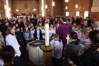 Tauffest im März in St. Joseph