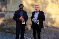 Buchvorstellung mit Weihbischof Dr. Stefan Zekorn