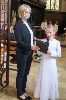 Erstkommunionfeier in St. Jakobus