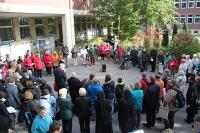 Wallfahrt für Menschen mit und ohne Behinderung nach Münster auf den Spuren Galens
