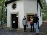 Gang in den Morgen – von der Kirche St. Agatha zur Daruper Kapelle