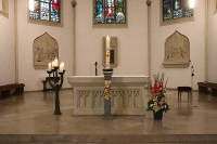 Pfingstvigil in St. Agatha